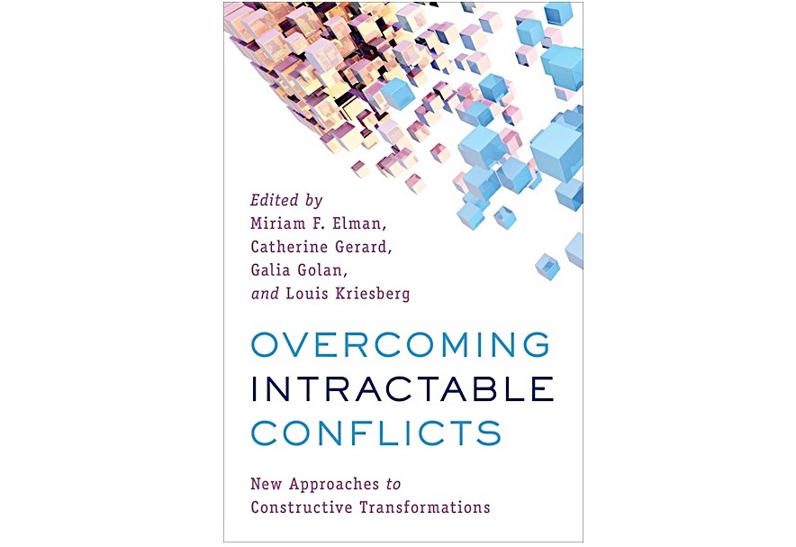 Overcoming Intractable Conflicts Cover Image